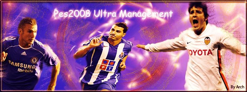 Pes2008 Ultra Management