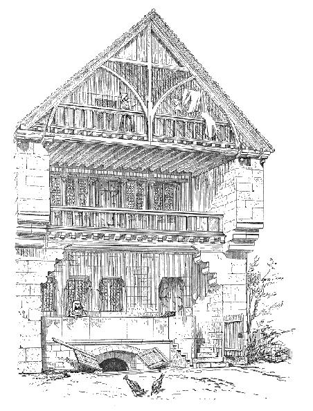 Demeure de Floryna et Liptis à Arras (Artois)