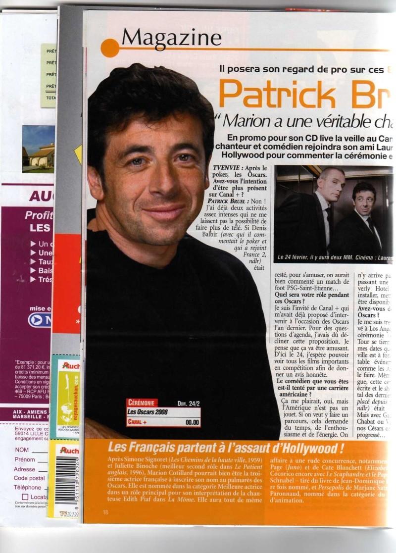 Patrick présentera les oscars à Los Angeles - Page 3 Patric10