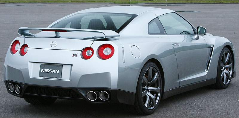 2007 - [Nissan] GT-R - Page 7 Nissan12