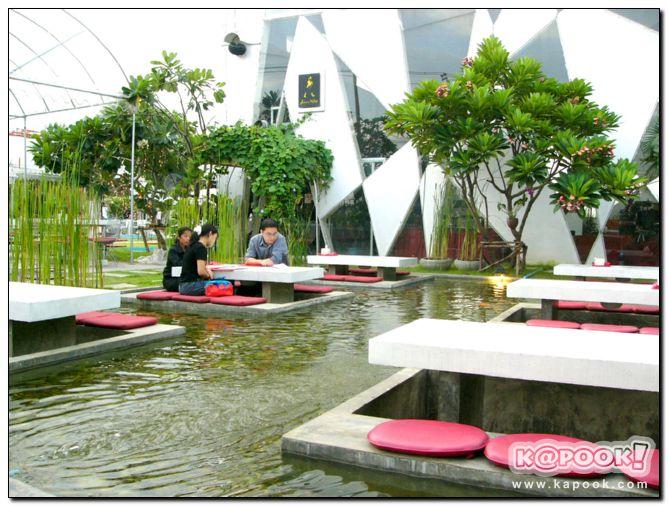 مطعم وسط المياه في اليابان لا يفوتكممممممممممم Att12612