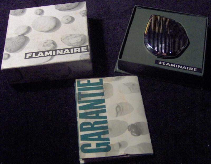 flaminaire - Les briquets FLAMINAIRE d'Aurelien Flamin13