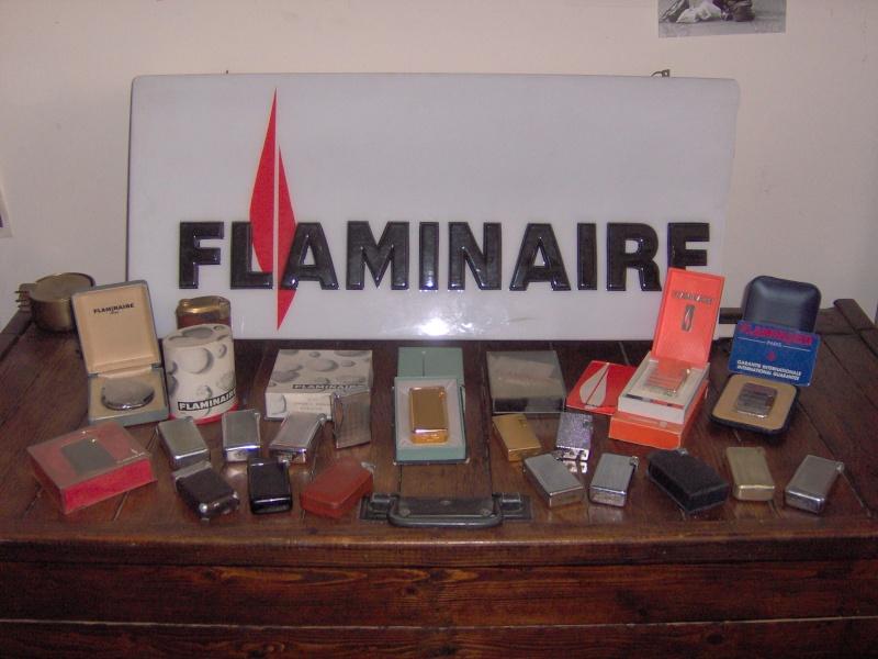 flaminaire - Les briquets FLAMINAIRE d'Aurelien Im000610