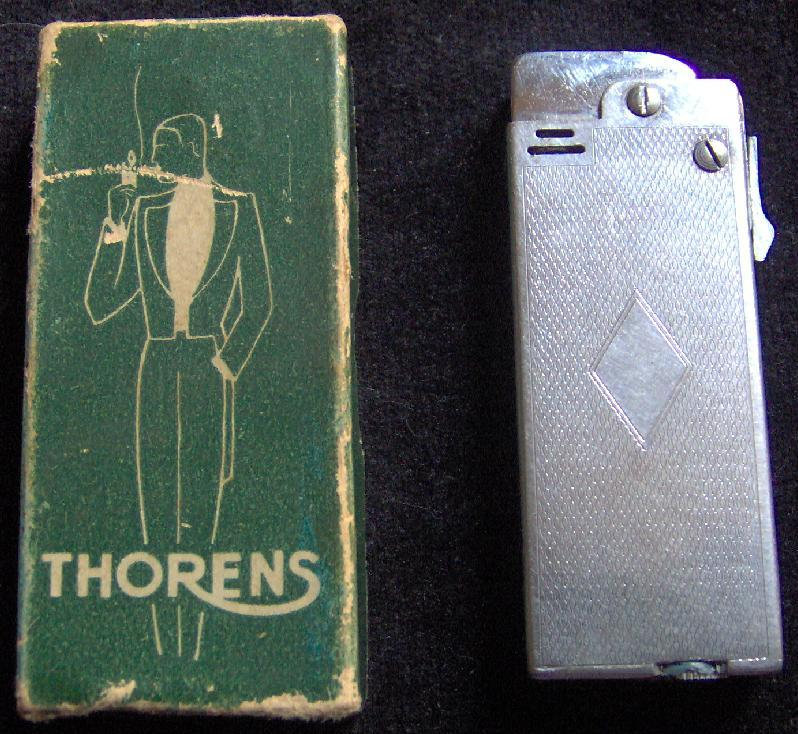 thorens - Les briquets THORENS  d'Aurelien Thoren13