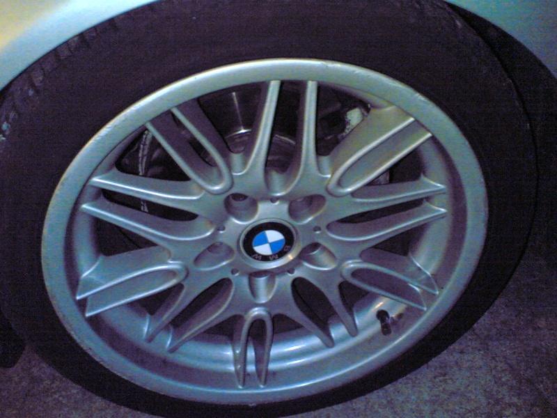 [BMW 530 d E39] Usure très prononcée à l'AR sur jantes M5 15102011