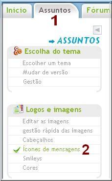Icone de Assunto Icones10