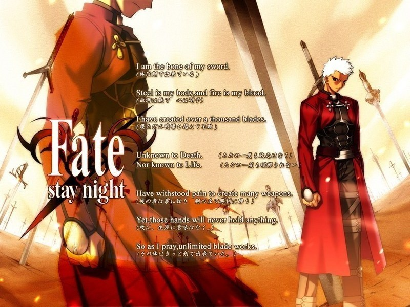 ANIME !! - Page 5 Fate_s11
