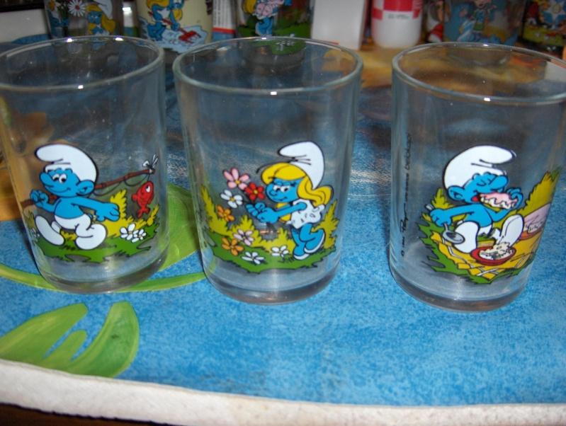 Les verres de nos dessins animés Verres38