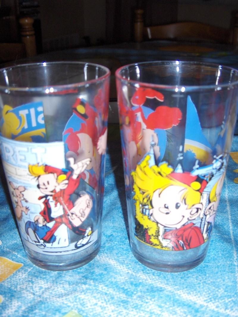 Les verres de nos dessins animés Verres45