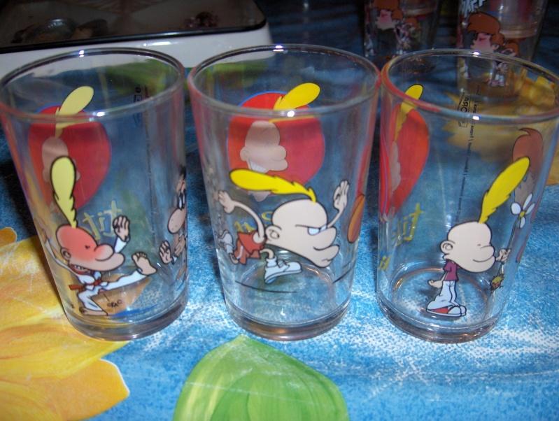 Les verres de nos dessins animés Verres48