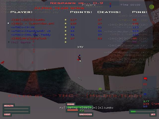 <]dS[> vs. ~>THC<~ (WIN) Screen11