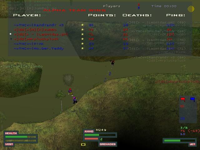 <]dS[> vs. ~>THC<~ (WIN) Screen12