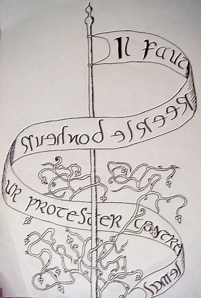 [calligraphie] la gallerie de lucosia - Page 2 Bander10