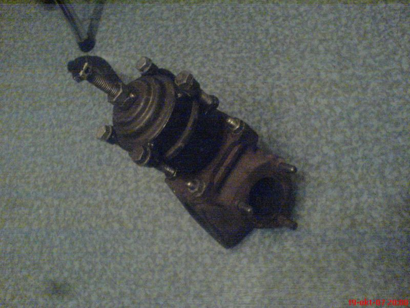 Kizen-sierra mk1 turbo Wgate10