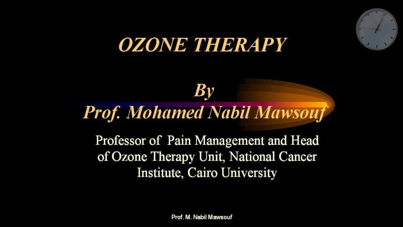 Ozone Therapy Ozone110