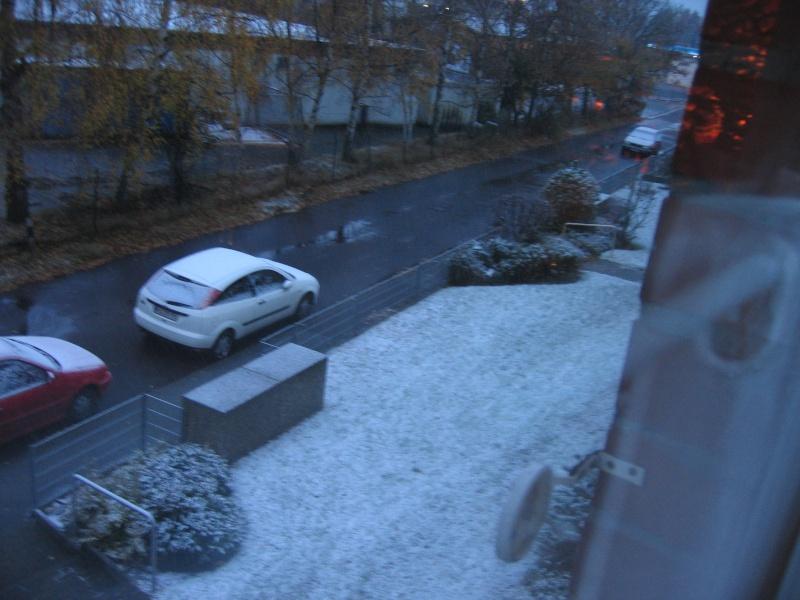 Wer hat schon Schnee vor der Haustür ? Img_6111