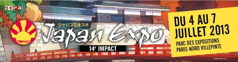Japan Expo 2013 Logoje10