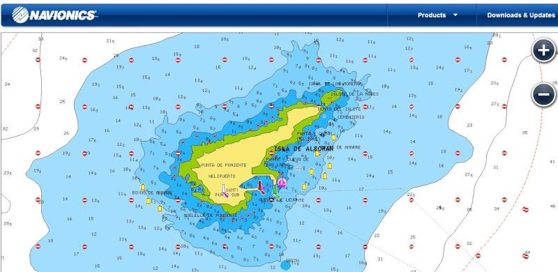 Cartes Marines - Nautical Maps - Cartas Nauticas - Page 4 Captur50