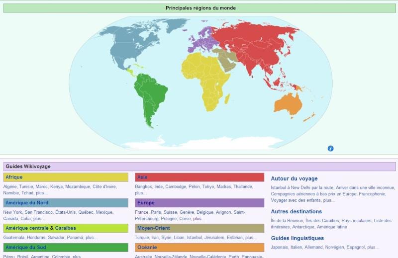 Wikivoyage : un nouveau projet wikimedia Captur74