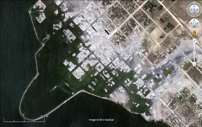 Epecuén : une cité argentine avalée par les eaux Epe10