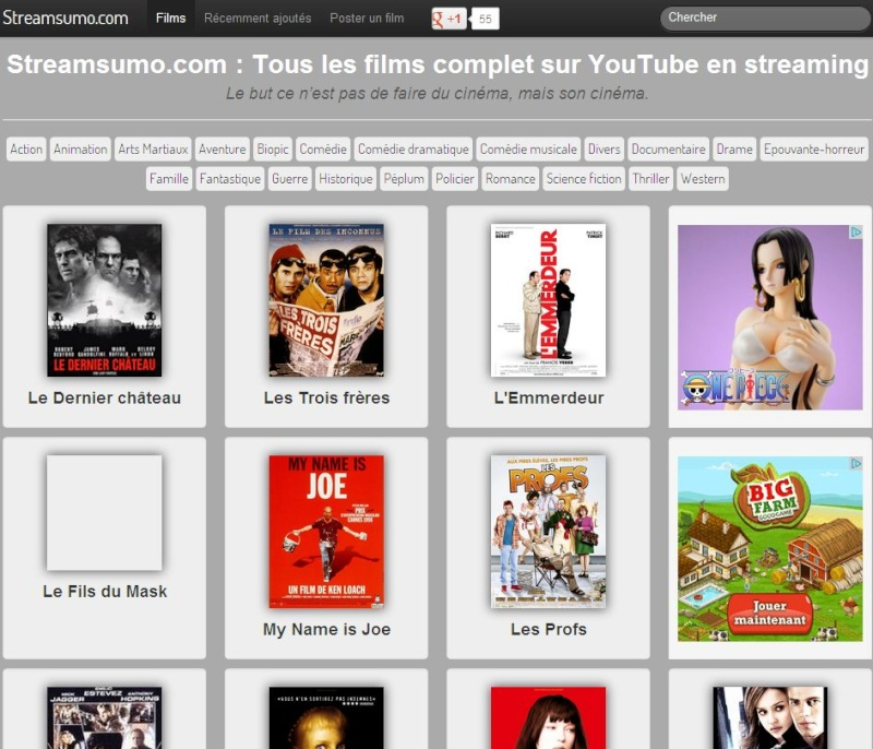 FILMS COMPLETS FRANCAIS  EN STREAMING  Films010
