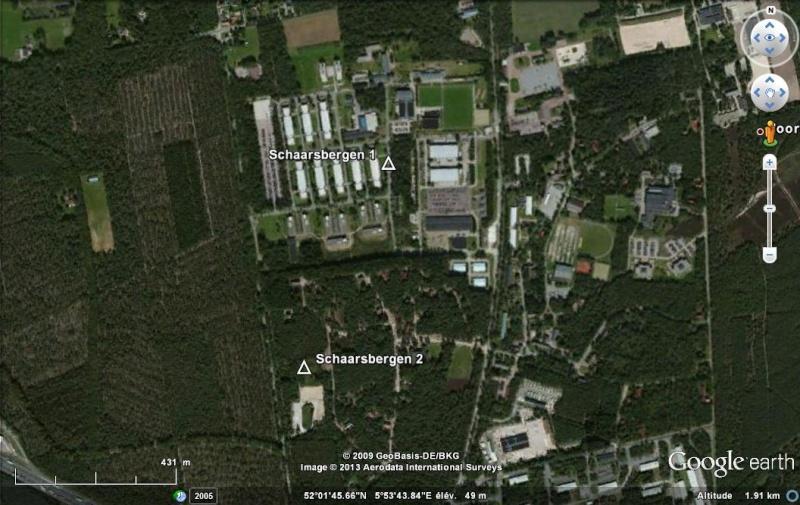 Zones censurées sur Google Earth aux Pays Bas Ge211