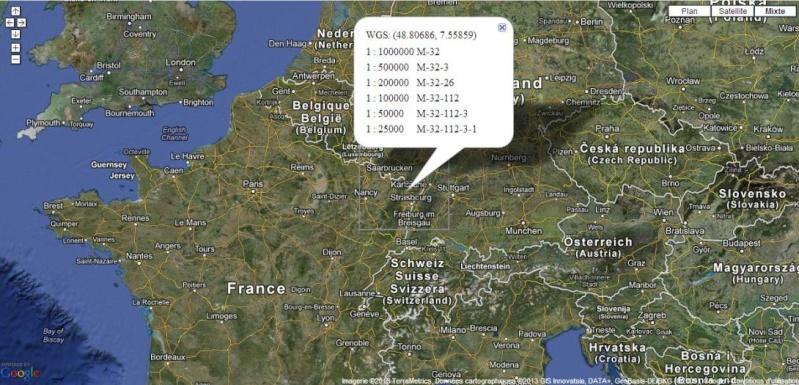 COMMENT TROUVER FACILEMENT VOS CARTES TOPOGRAPHIQUES  Map110
