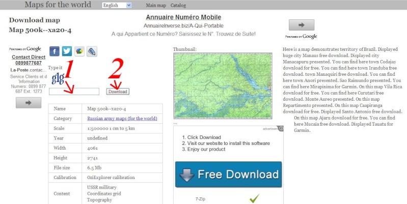 COMMENT TROUVER FACILEMENT VOS CARTES TOPOGRAPHIQUES  - Page 2 Map411