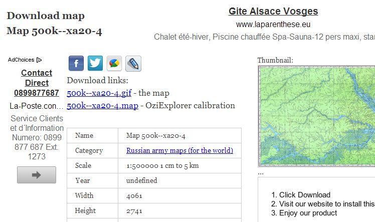 COMMENT TROUVER FACILEMENT VOS CARTES TOPOGRAPHIQUES  - Page 2 Map510