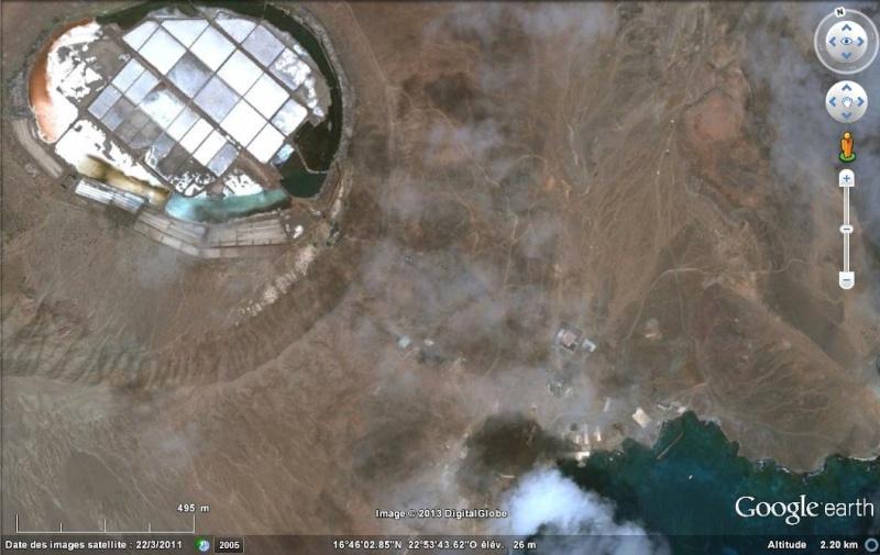 Le téléphérique des salines de Pedra de Lume - Iles du Cap Vert Sal110