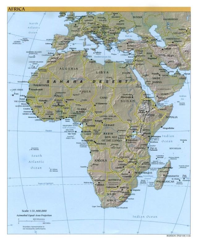 ΣΤΟ ΚΑΜΠΟΥΝΙ ΜΙΑ ΙΣΤΟΡΙΑ... Africa11