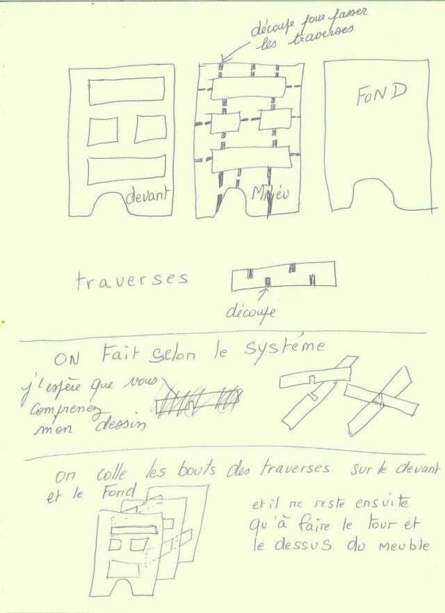 fabriquer un meuble en carton (le système) 00110
