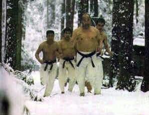 Oyama l'homme qui défiait les taureaux et créa le kyokushinkai 4abc1210