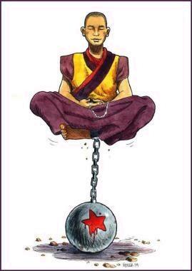 parlons un peu du tibet Moine_13
