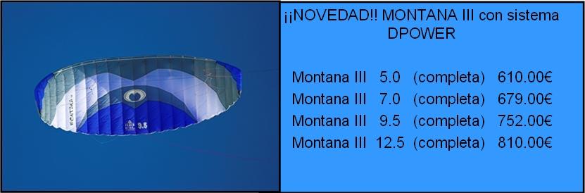 TrackerLevante - Precios: Montana y Zebra Mont210