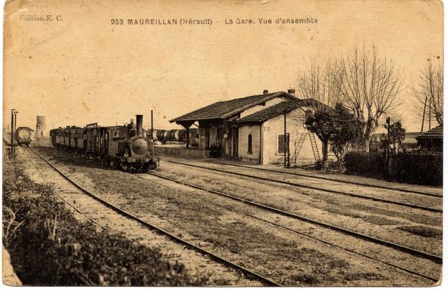 RT Ligne : Beziers (Nord) - Cazouls - Saint-Chinian Maurei10