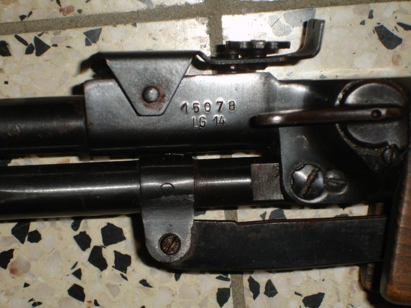 Vieille carabine chinoise remise en forme. Dsc00012