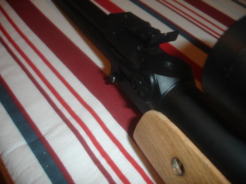 Vieille carabine chinoise remise en forme. Dsc02311