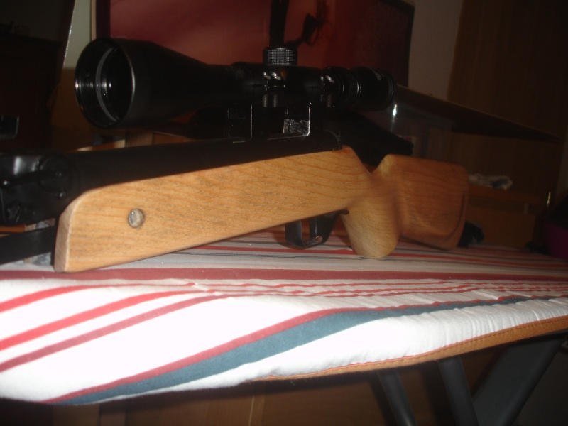 Vieille carabine chinoise remise en forme. Dsc02312