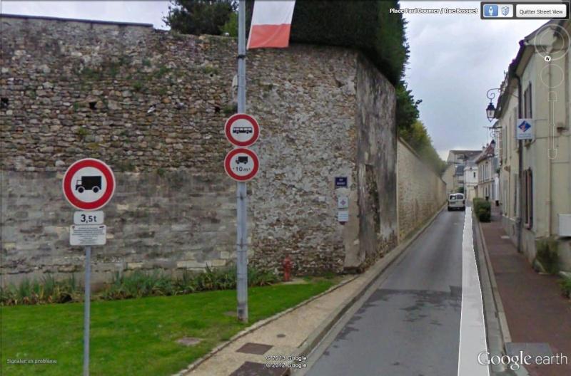 STREET VIEW : les panneaux routiers - Page 2 Meaux_10