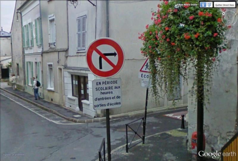 STREET VIEW : les panneaux routiers - Page 2 Pannea10