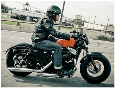 Nouveau Sportster Forty-Eight 1200cm3 A310