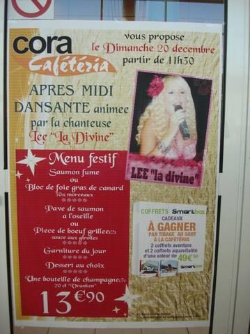 Cora Menu De Noel.Repas De Noel Chez Cora Dreux Dim 20 Dec 12h00 Avec Lee