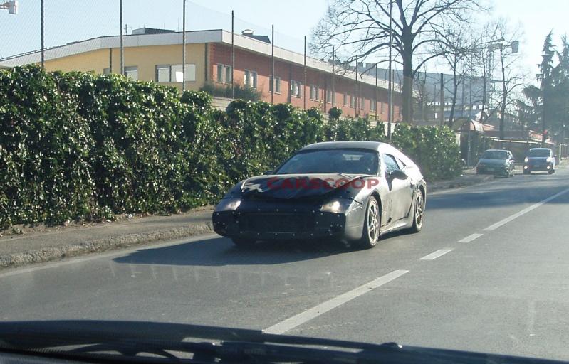 2009 - [Maserati] Gran Cabrio - Page 3 Ferrar10