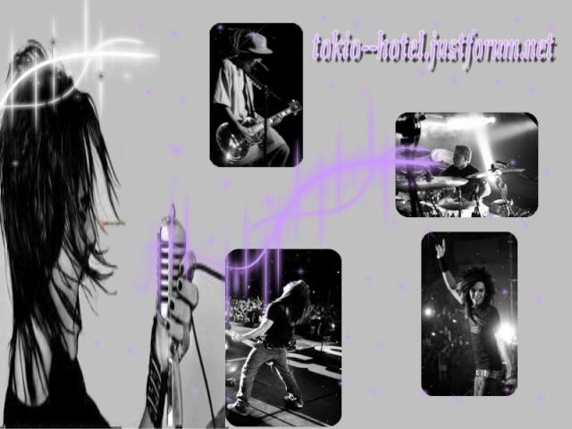 Le Forum Consacré Au Groupe Tokio Hotel