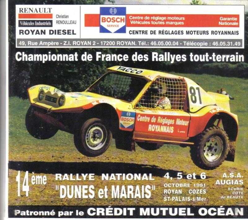 14ème Dunes et Marais 1991 Lastsc11