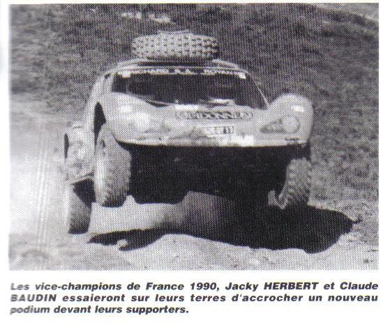 14ème Dunes et Marais 1991 Lastsc16