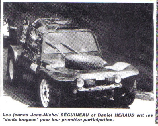 14ème Dunes et Marais 1991 Lastsc17
