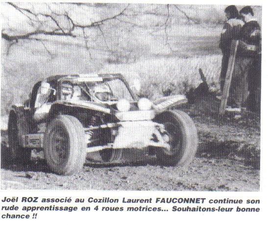 14ème Dunes et Marais 1991 Lastsc21