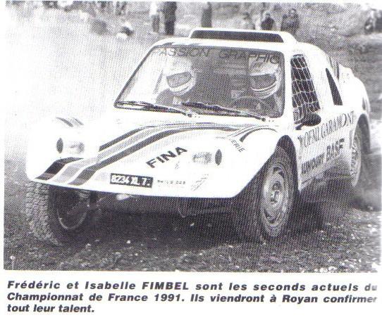 14ème Dunes et Marais 1991 Lastsc22